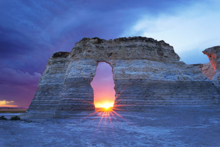 Tony Lazzari, Photographer, Monument Arch Kansas